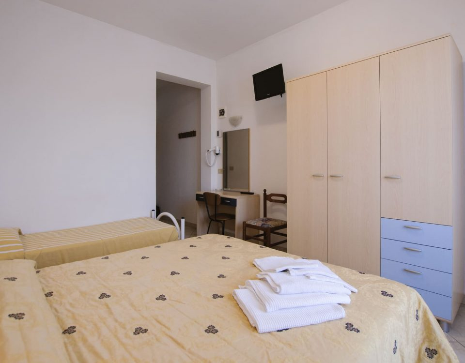 Camere B&B Hotel Edelweiss Pinarella di Cervia