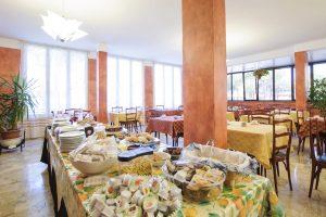 Colazioni B&B Hotel Edelweiss Pinarella di Cervia